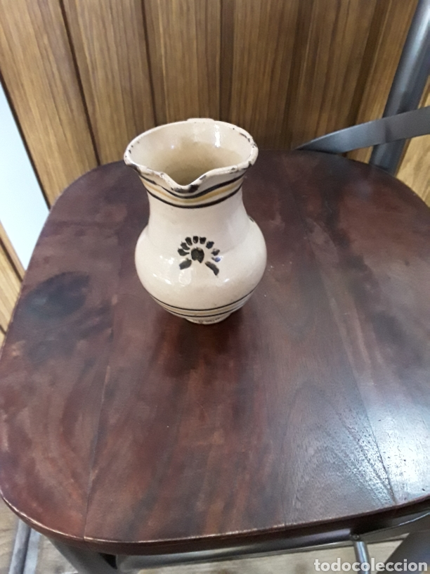 Antigüedades: Jarrita de vino - Foto 3 - 150975433