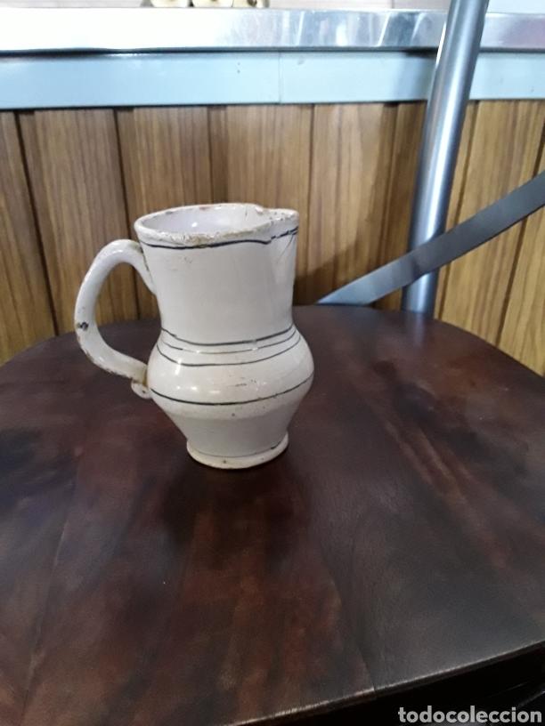 JARRITA DE CERAMICA (Antigüedades - Porcelanas y Cerámicas - Otras)