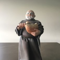 Antigüedades: FRAILE ALGORA PERFECTO ESTADO COLECCIÓN FRAILES TRABAJANDO. Lote 150994085