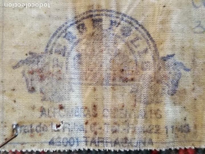 Antigüedades: GRAN ALFOMBRA PERSA KASHAN. LANA ANUDADA A MANO. IRAN. CIRCA 1930-50 -REF-1AC - Foto 21 - 151005162