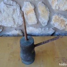 Antigüedades: ANTIGUA CHOCOLATERA. Lote 151005446