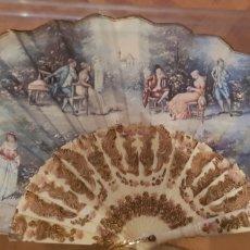 Antigüedades: ABANICO VINTAGE. Lote 151015560
