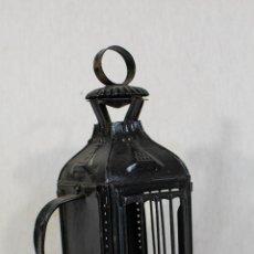 Antigüedades: FAROL ANTIGUO DE TREN. Lote 151054050