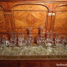 Espectacular Cristalería 18 piezas BACCARAT