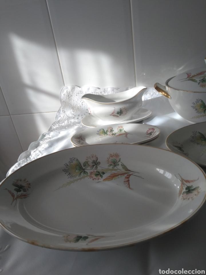 Antigüedades: Preciosa vajilla de San Claudio - Foto 4 - 175996982