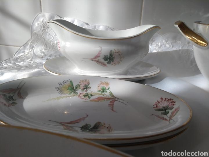 Antigüedades: Preciosa vajilla de San Claudio - Foto 5 - 175996982