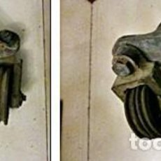 Antigüedades: GARRUCHA ANTIGUA DOBLE. . Lote 151131630