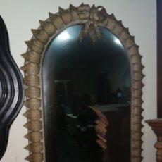 Antigüedades: ESPEJO DE FORJA. Lote 151167457
