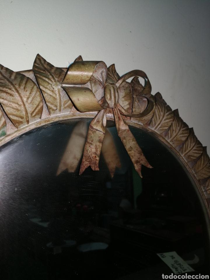 Antigüedades: ESPEJO DE FORJA - Foto 3 - 151167457