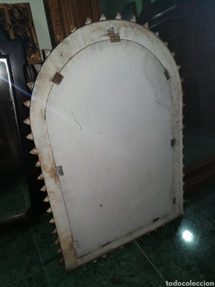 Antigüedades: ESPEJO DE FORJA - Foto 4 - 151167457