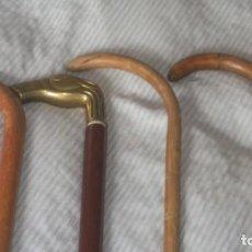 Antigüedades: CUATRO BASTONES. Lote 151192994