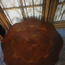 Antigüedades: MUEBLE VELADOR DE PPIOS DE 1900. Lote 151264253