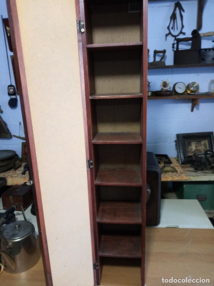 Antigüedades: armario de nudos de barco - Foto 2 - 151280918