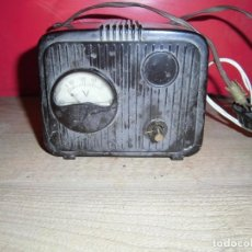 Antigüedades: TRANSFORMADOR ANTIGUO PARA RADIO O TELEVISOR. Lote 151304530