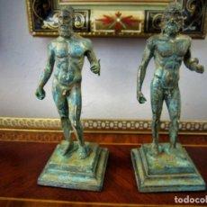 Antiquitäten - PRECIOSAS FIGURAS GRIEGAS DE BRONCE - 151381138