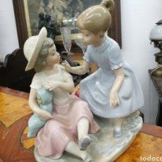 Antigüedades: FIGURA PORCELANA DE NAO.. Lote 151424257