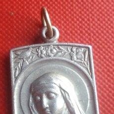 Antigüedades: MEDALLA RELIGIOSA ANTIGUA SANTA CATALINA THOMAS CANONIZADO AMLLORCA 1930 / 18 X 30 MM. Lote 151449370