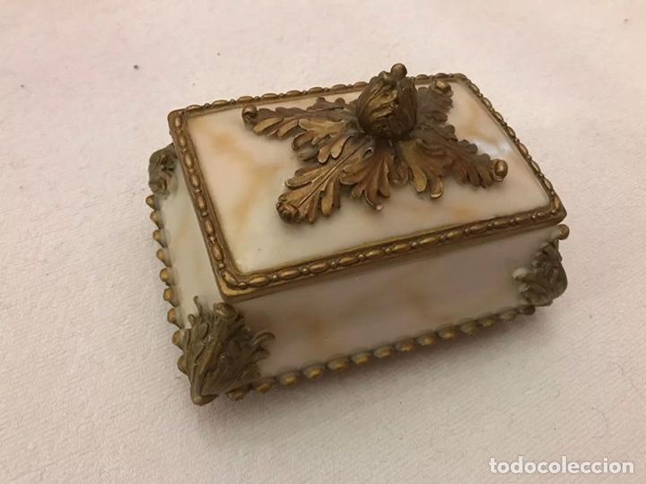 PRECIOSO JOYERO O CAJA (Antigüedades - Hogar y Decoración - Cajas Antiguas)
