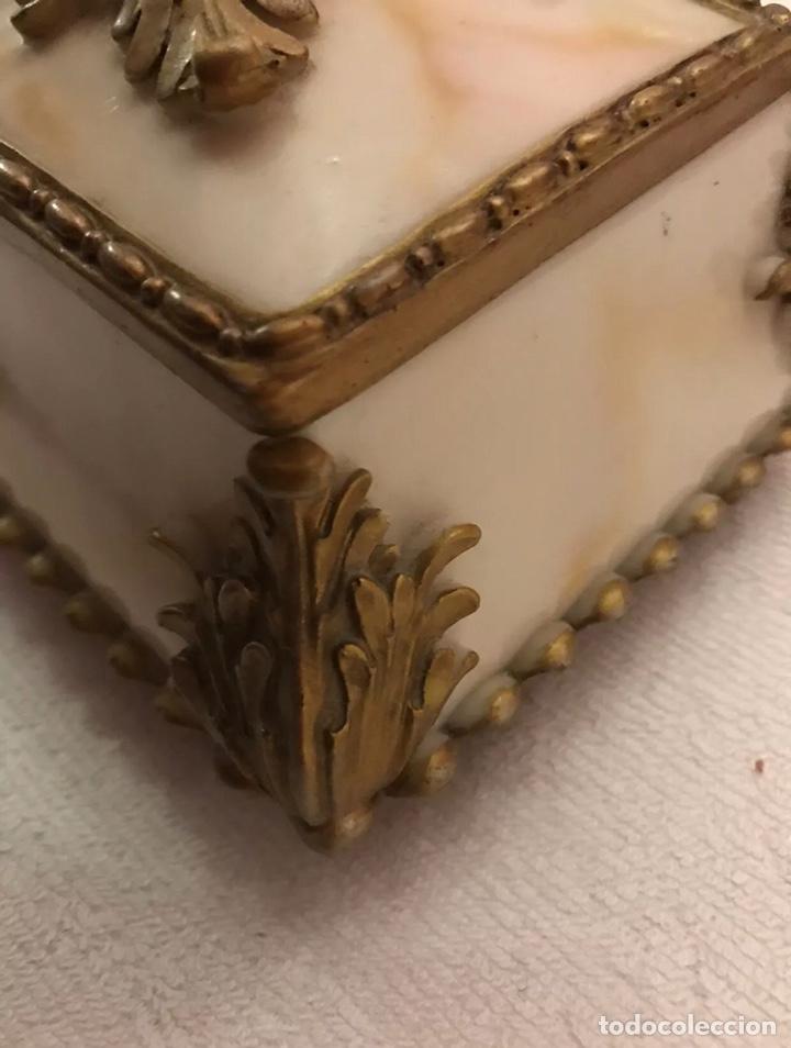 Antigüedades: PRECIOSO JOYERO O caja - Foto 3 - 151455413