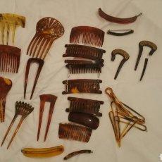 Antigüedades: PEINETAS ANTIGUAS. Lote 151458650