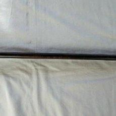 Antigüedades: BASTÓN CON POMO DE BRONCE.. Lote 151474662