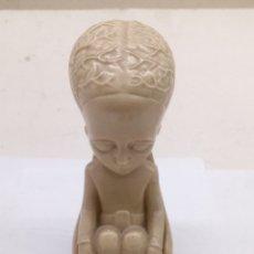 Antigüedades: FIGURA DE RESINA APTEPIOBPARN. Lote 151486204