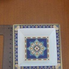 Antigüedades: PLATO CUADRADO VILLEROY & BOCH ALEMANIA. Lote 151495482