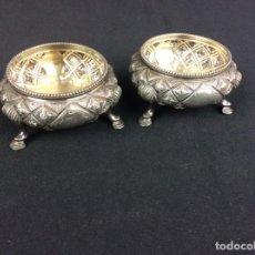Antigüedades: PLATA DE LEY CONTRASTADA. Lote 151504182