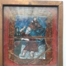 Antigüedades: ESMALTE SIGLO XVI - XVII.. Lote 151603966