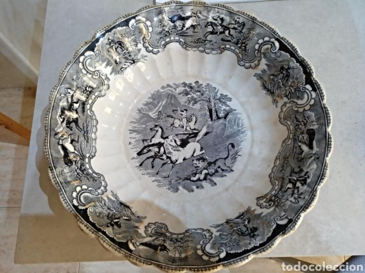 FUENTE DE CARTAGENA S,XIX (Antigüedades - Porcelanas y Cerámicas - Cartagena)