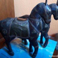 Antigüedades: CABALLOS INDIOS. Lote 151611230