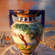 Antigüedades: ANTIGUO JARRONCITO, SIN CATALOGAR. Lote 151659638