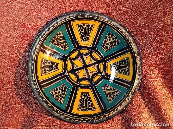 Antigüedades: CERAMICA. SEVILLA. TRIANA. PLATO GRANDE FUENTE LEBRILLO DE LOS AÑOS 20 - Foto 36 - 151687806