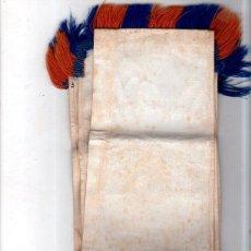 Antigüedades: ANTIGUA ESTOLA LITURGICA PARA DIACONOS. MEDIDAS : 150 CM APROX. . Lote 151702990
