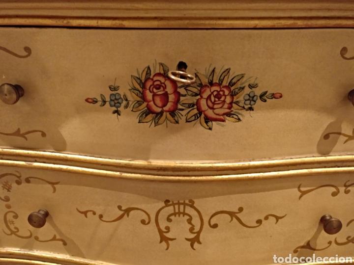Antigüedades: Precioso escritorio/secreter - Foto 2 - 151703253