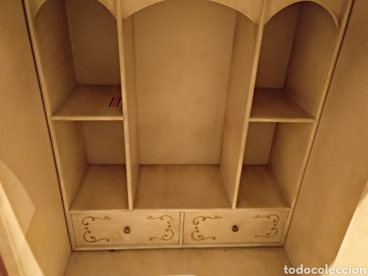 Antigüedades: Precioso escritorio/secreter - Foto 3 - 151703253