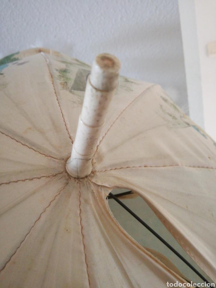 Antigüedades: ANTIGUA SOMBRILLA - Foto 5 - 151717297