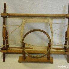 Antigüedades: DOS BASTIDORES PARA BORDAR ANTIGUOS. Lote 151915250
