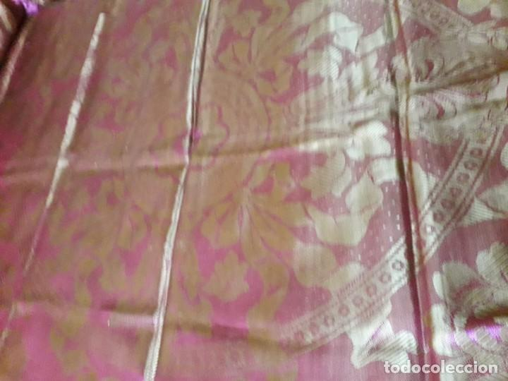 Antigüedades: Colcha de seda - Foto 2 - 151922726