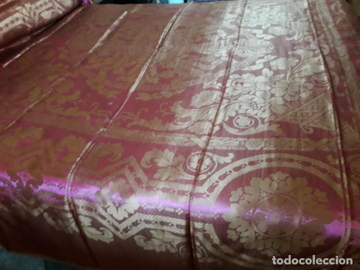 Antigüedades: Colcha de seda - Foto 3 - 151922726