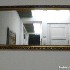 Antigüedades: GRAN ESPEJO. Lote 151925490