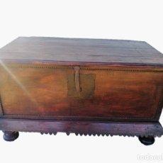 Antigüedades: ARCA-ARCÓN-BAÚL ANTIGUO. Lote 118682335