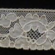 Antigüedades: ANTIGUO ENCAJE ART DECO PPIO. S. XX. Lote 152013430