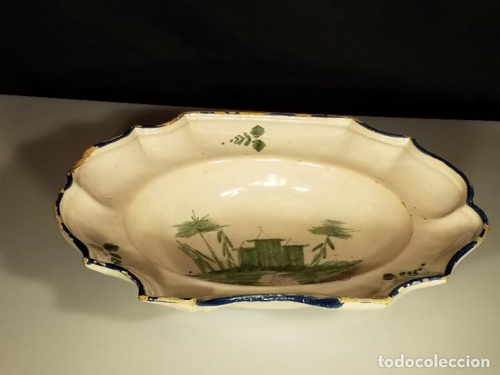 Antigüedades: BACÍA DE BARBERO. RIBESALBES. FINALES SIGLO XVIII-PRINCIPIOS SIGLO XIX. - Foto 18 - 152030738