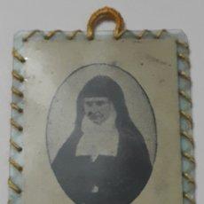 Antigüedades: RELÍQUIA DE LA S. DEL SEÑOR M. RAFAELA MARÍA DEL SAGRADO CORAZÓN, FUNDADORA A.C.I.. Lote 152059468