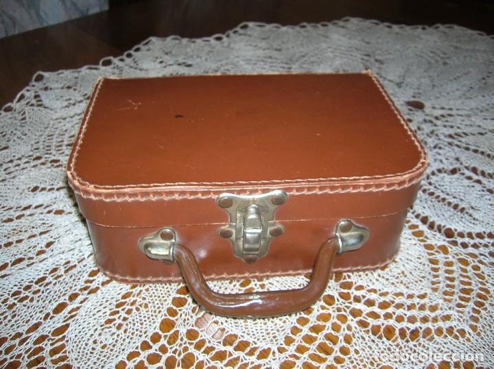 ANTIGUO CABÁS DE CARTÓN. (Antigüedades - Moda y Complementos - Infantil)