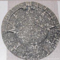 Antigüedades - CALENDARIO AZTECA PARA PARED - 152218166
