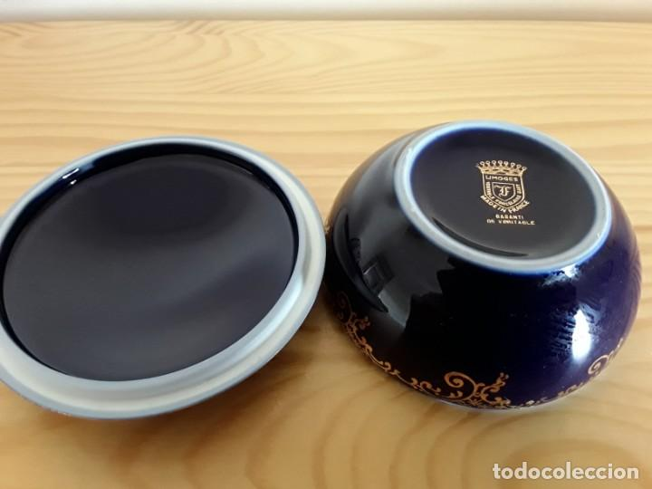 Antigüedades: Caja porcelana Limoges - Foto 2 - 152231946
