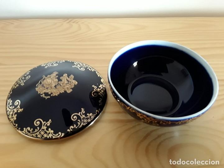 Antigüedades: Caja porcelana Limoges - Foto 5 - 152231946