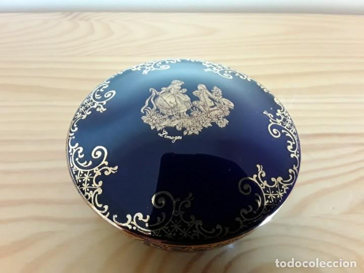 Antigüedades: Caja porcelana Limoges - Foto 6 - 152231946